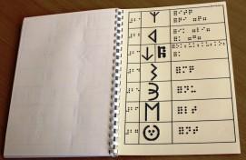 В Уфе издали древние башкирские письмена шрифтом Брайля