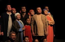 Артисты башкирского драматического театра Стерлитамака выехали на фестиваль в Чебоксары