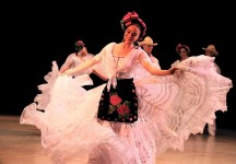 Концерт «Танцы народов мира»: Государственный академический ансамбль народного танца имени Игоря Моисеева