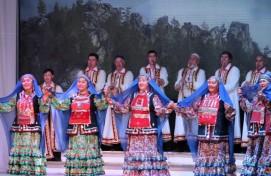 Бөгөн Башҡорт дәүләт филармонияһында Ейәнсура районы сығыш яһай