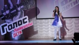 В Хайбуллинском районе состоялся шоу-проект «Голос. Хайбуллы. Дети»
