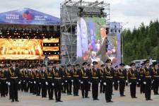 """Фестиваль """"Сердце Евразии - 2019"""": Первый бал"""