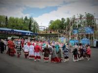 В столице республики прошёл фестиваль чувашской песни и танца «Салам-2018»