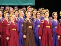 Сибирский хор открыл фестиваль «Голоса России» в Уфе