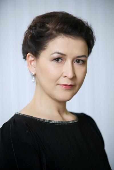 Шафикова Амина