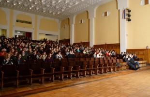В Уфимском училище искусств прошёл День открытых дверей