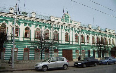 Дом Лобанова А.И.