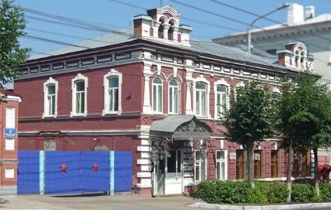 Дом Л.А. Степанова-Зорина
