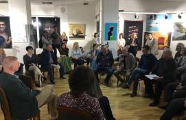 В рамках работы выставки «Актуальная Россия: игра в классиков» в Уфе обсудили вопросы современного искусства