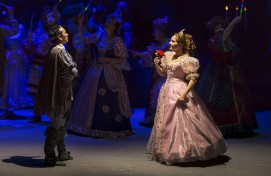 """""""Cinderella"""" in the Bashkir Theater of Opera and Ballet"""