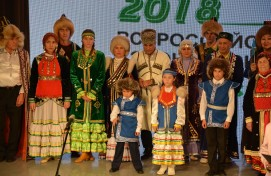 All-Russian festival of sesen (narrators) ended in Ufa