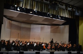 In Ufa, the 27th season of the National Symphony Orchestra was closed