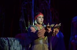 Детский театр «Сулпан» открыл Год театра благотворительным показом спектакля «Путь Канифы»