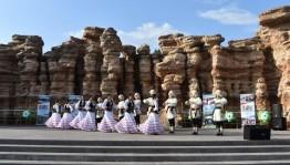 Башҡортостан делегацияһы Ҡаҙағстанда «Йыйын» байрамында ҡатнашты