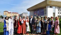 В республике прошли мероприятия, посвящённые Дню государственного флага Российской Федерации