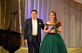 В Нефтекамске прошёл конкурс академического пения «Браво!»