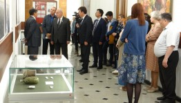 """The exhibition """"Forgotten Names"""" opened at the National Museum of RB on the Day of Memory and Grief"""