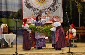 III Межрегиональный фестиваль-лаборатория русского фольклора «Народный календарь» открыт