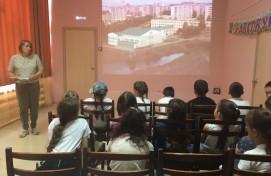 В Нефтекамске состоялось мероприятие «Страницы истории нашего города»