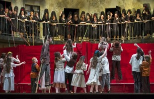 Посетите оперу Жоржа Бизе «Кармен» в Башкирском театре оперы и балета