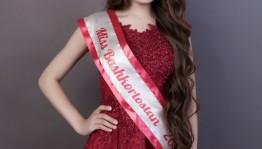 «Мисс Башкортостан – 2018» Эльмира Шаихова представит республику на международном конкурсе «Мисс Туризм планеты – 2018» в Китае