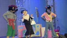 Башкирский театр кукол выступил с гастролями в Янауле