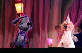 """Bashkir Puppet Theater presented a special performance """"The Light of a Fairytale Country"""""""