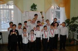 Капелла мальчиков Башгосфилармонии стала Дипломантом Всероссийского конкурса «Золотая лестница»