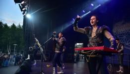 Этно-рок группа «Аргымак» принимает участие во всероссийском фестивале «Песни России – 2018»