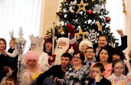 В Уфе состоялась «Аксаковская ёлка – 2019»