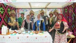 Делегация из Башкортостана приняла участие во Всероссийском фестивале «Самоварфест»