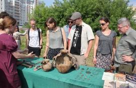 В Венгрии представят фотовыставку найденных при раскопках в Башкортостане артефактов
