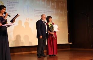 Өфөлә Зәйнәб Биишева исемендәге «Китап» нәшриәте 100 йыллығын билдәләне
