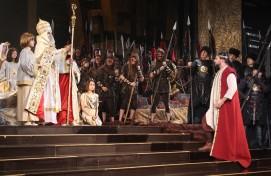 III Международный музыкальный фестиваль Ильдара Абдразакова представил в Уфе оперу «Аттила»