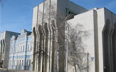 Русский драматический театр г. Стерлитамак