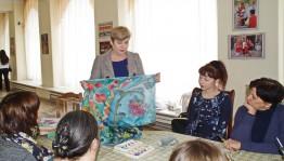 «Ижад» БГХМ им. М. Нестерова приглашает на мастер-класс по батику