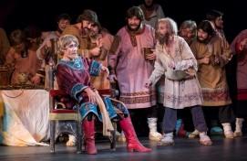Опера «Князь Игорь» Александра Бородина в Башкирском театре оперы и балета