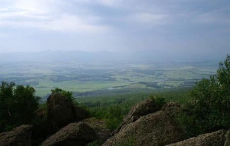 Гора Ирендык