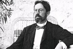 Антон Чеховҡа арналған саралар үтә