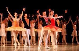 Башкирский хореографический колледж представил концерт в рамках проекта «Нуреевские дни»