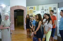 В Национальном музее РБ состоялось памятное мероприятие, посвящённое 100-летию гибели семьи Романовых