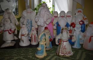В Доме-музее С.Т. Аксакова открылась новогодняя выставка
