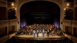 World opera stars will perform on the I. Abdrazakov International Music Festival