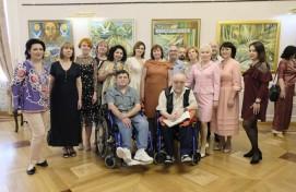В Уфе открылась персональная выставка Константина Юрина «Преодоление. Живопись»