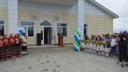 В Нуримановском районе открылся социально-культурный центр