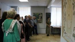 В Салавате открылась выставка художников Татарстана «Дорогами дружбы»