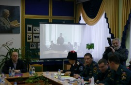 В столице республики состоялся круглый стол по вопросам истории и культуры развития казачества в Башкортостане