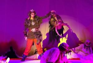 Театр кукол приглашает на спектакль «Урал-батыр»