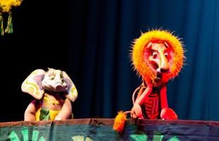 Выходные в Башкирском театре кукол