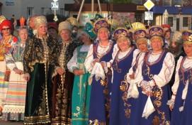 XV Interregional Festival of Russian songs and ditties was held in Bashkortostan